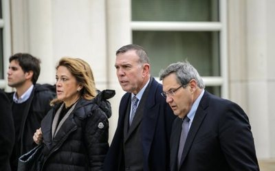 FIFA inhabilita de por vida a Napout y aplica millonaria multa