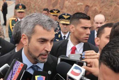 Militares a las calles: Mario Abdo anuncia proyecto de enmienda constitucional que lo autorice
