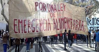 Aprueban ley de emergencia alimentaria en Argentina