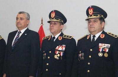 Ejecutivo nombra a Fracisco Resquín como nuevo comandante de la Policía Nacional