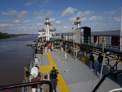Argentina: Detectan 290 kilos de marihuana en buque paraguayo