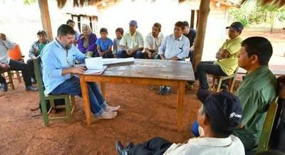 Articulan acciones de empoderamiento indígena en área de influencia de ITAIPU