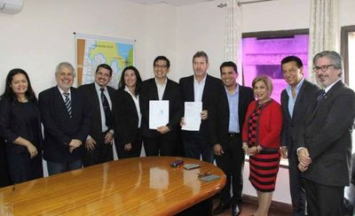 Ministra de la Corte realiza visita de supervisión en Ciudad del Este