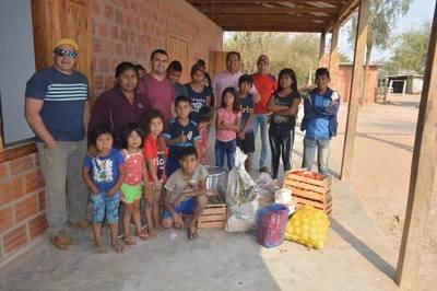 Inició distribución de almuerzo y cena escolar a 51 instituciones de Boquerón