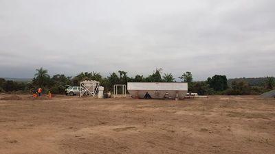 Inician construcción de nueva penitenciaria en Emboscada