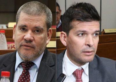 Barrios pide renuncia del ministro del Interior