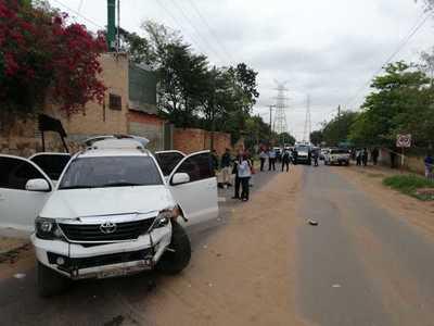 Detienen a director y guardiacárceles de Emboscada por fuga de líder narco » Ñanduti