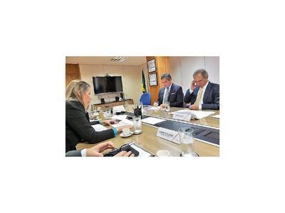 Acuerdo automotriz: Cramer conversó con Paulo Guedes