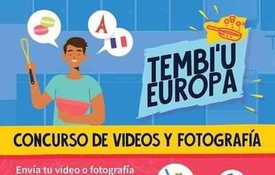 """HOY / """"Tembi'u Europa"""", el concurso que pone a prueba la creatividad en la cocina"""