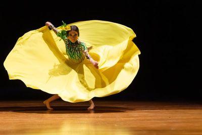 Espectáculo del ballet Mimbipá busca crear conciencia ambiental
