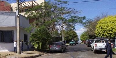 JOVEN PINTOR MUERE ELECTROCUTADO EN PLENO CENTRO DE ENCARNACIÓN