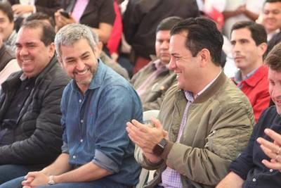 """Abdo defiende a Friedmann y pide a productores """"respetar la decisión del presidente"""""""