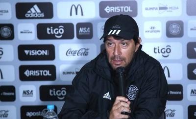 """HOY / Garnero: """"Jamás dije que no dirigiría a Cerro Porteño"""""""