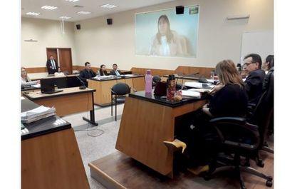 Por primera vez juicio oral a través de videoconferencia en Cordillera