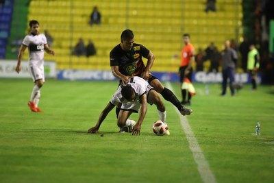 'Olimpia subestimó a Colón'