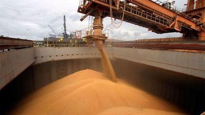 Paraguay exportó soja por USD 1.411 millones a agosto