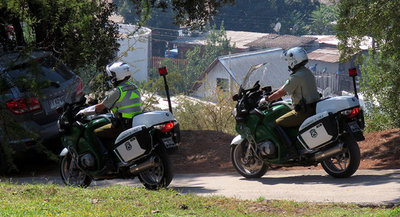 Carabineros detienen a 57 contrabandistas en la frontera entre Chile y Bolivia