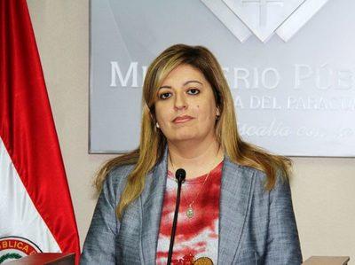 Suspenden traslado de fiscala Zully Figueredo a Luque •