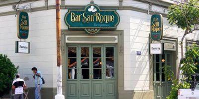 Intentaron asaltar el Bar San Roque