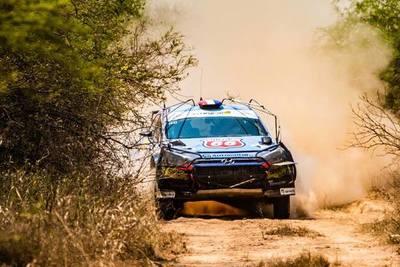 Abdo anunció que el Rally será postergado debido a los incendios forestales