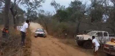 Abdo Benítez anuncia postergación del Rally del Chaco