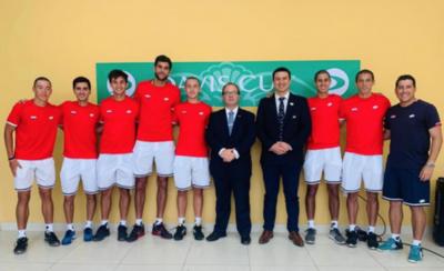 HOY / Paraguay, listo para un nuevo desafío en la Copa Davis