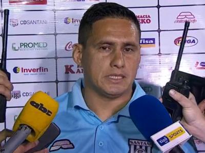 Víctor Cabrera admite que se descuidaron y eso les costó caro