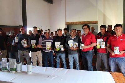 Productores de Escobar incursionarán en producción de melón y sandía