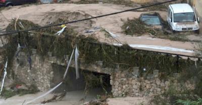 Más muertos por inundaciones en España