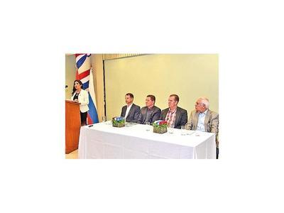 Crean una mesa de trabajo con Cámara Paraguayo-Rusa