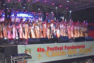 """Festival """"Cuna del Arpa Paraguaya"""" refresca recuerdo de Félix Pérez Cardozo"""
