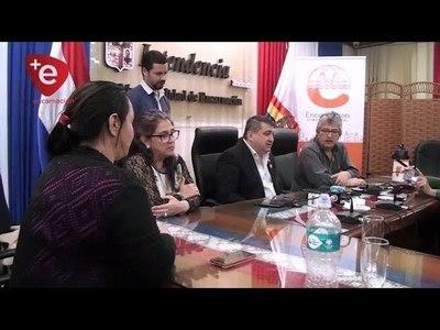 PRESENTAN PROYECTO DE CONSTRUCCIÓN DE VIVIENDAS SOCIALES