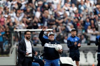 Gimnasia está listo para recibir al «huracán Maradona»