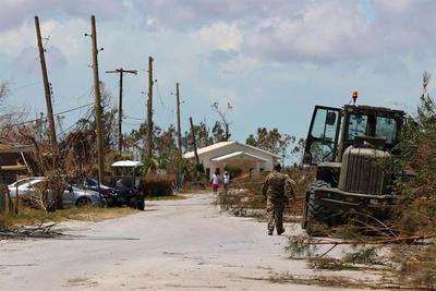 Suman 52 los muertos y 1.300 los desaparecidos por huracán Dorian en Bahamas