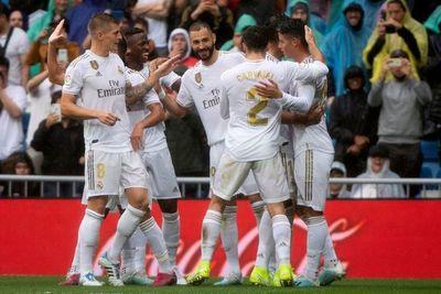 Benzema guió el triunfo Merengue