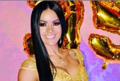 Gloria Vera celebró su cumpleaños número 35