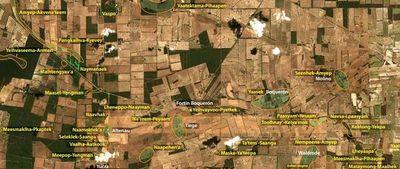 Alumnos enlhet ahora pueden ver dónde vivían sus ancestros