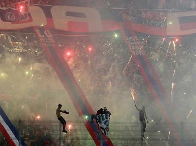 Duro castigo para el Ciclón en la Libertadores