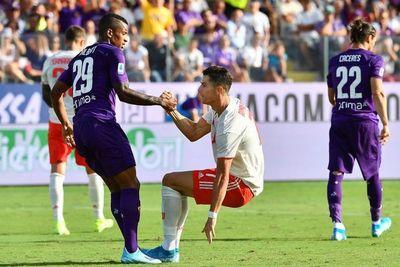 Fiorentina frenó a la Juventus