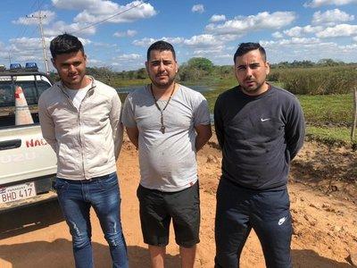 Fiscalía imputa a tres civiles tras fuga de Samura y muerte de Félix Ferrari