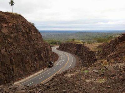 En Canindeyú ya se puede utilizar la nueva ruta Curuguaty-Villa Ygatimi-Ypejhú