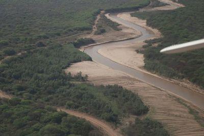 """""""Canal Meyer"""" busca mayor circulación de agua en el Chaco"""