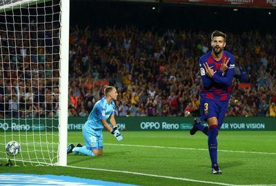 El Barcelona aplasta a Valencia de manera contundente