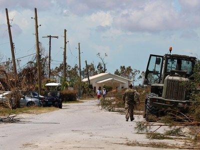 Bahamas: Suman 52 los muertos y 1.300 desaparecidos por huracán Dorian
