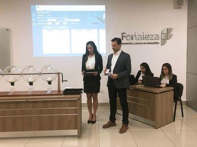 Fortaleza benefició a seis nuevas familias