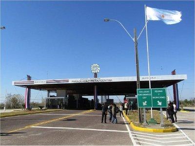 Paso fronterizo sobre Yacyretá estará cerrado por mantenimiento