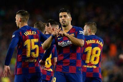 Barcelona golea al Valencia