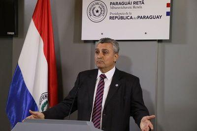 Villamayor evidencia incompetencia en tema seguridad, pero se aferra al cargo