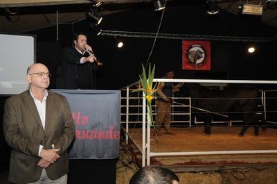 Productores paraguayos participaron del primer remate «Brangus Elite» que se realizó en Montevideo