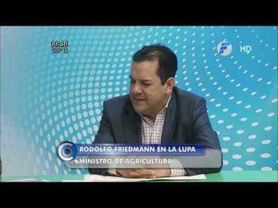 "Rodolfo Friedmann: ""Estoy preparado para el cargo"""